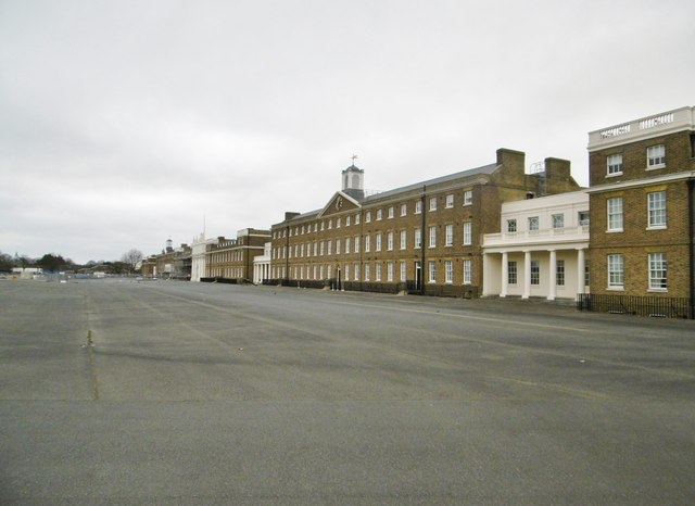 Woolwich, Royal Artillery Barracks