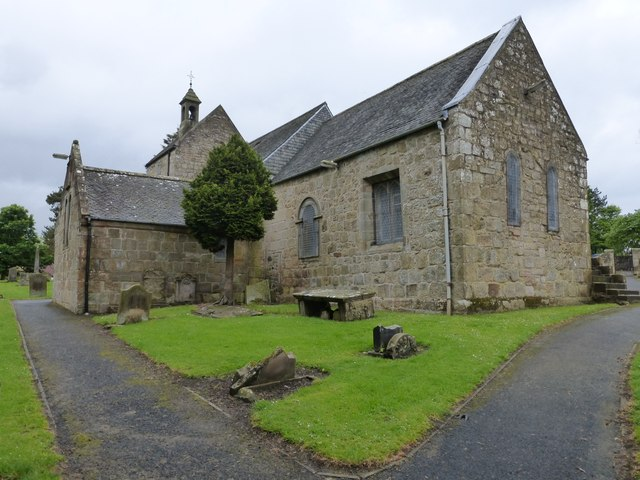 Strathbrock Parish Kirk