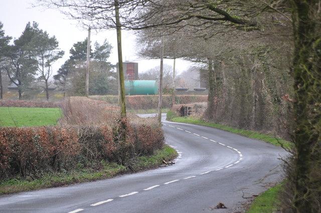 Mid Devon : The B3137