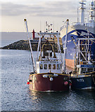 J5082 : Fishing boats, Bangor by Rossographer