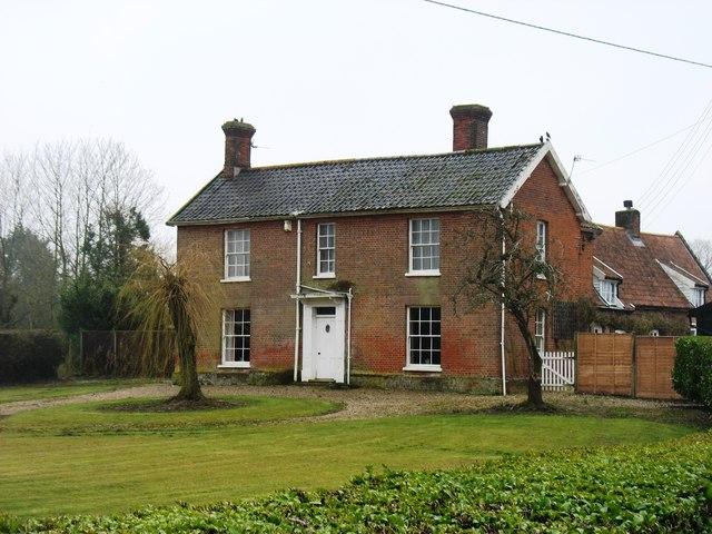 Wood Farm House, Ashwellthorpe