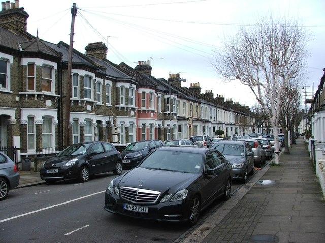 Afghan Road, Battersea