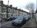 TQ2776 : Afghan Road, Battersea by Chris Whippet