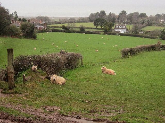 Guardians of the parish boundary