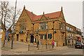 SP4540 : Church House by Richard Croft
