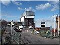 NT2575 : Powderhall Waste Transfer Station, Edinburgh by Malc McDonald