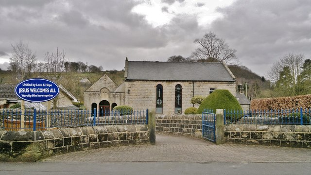 Methodist chapel, Tansley