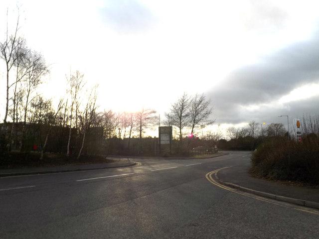 Cardinal Way, Godmanchester