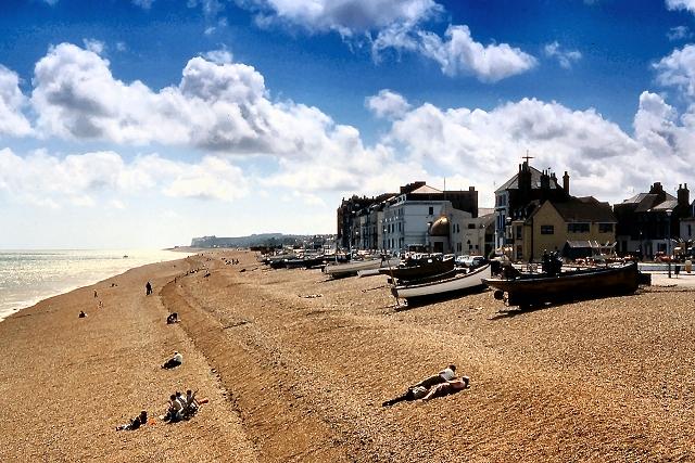 Deal Beach (south)