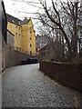 NT2473 : Miller Row, Dean Village, Edinburgh by Malc McDonald
