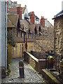 NT2473 : Dean Village, Edinburgh by Malc McDonald