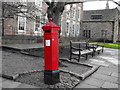 NZ2742 : Victorian postbox, Palace Green by JThomas