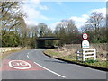 SU4547 : Road Bridge At Whitchurch by Nigel Mykura