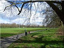 TQ3289 : Downhills Park by Marathon