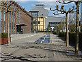 SU8654 : Farnborough Business Park by Alan Hunt