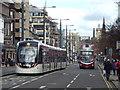NT2473 : Princes Street, Edinburgh by Malc McDonald