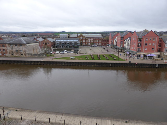 Exeter - Haven Banks