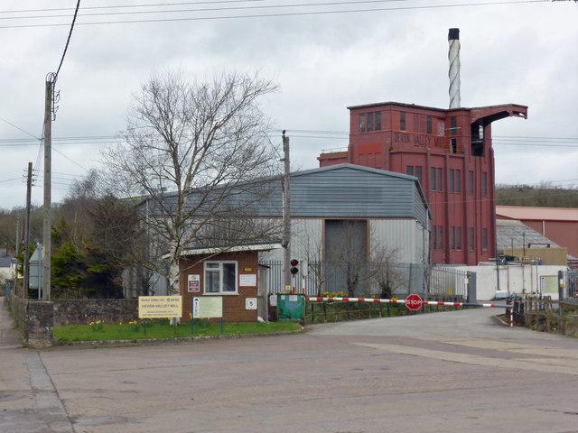Devon Valley Mill, Hele