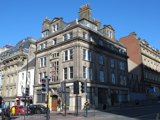 1 Mosley Street