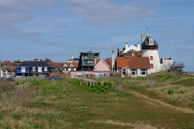 Fort Green area, Aldeburgh