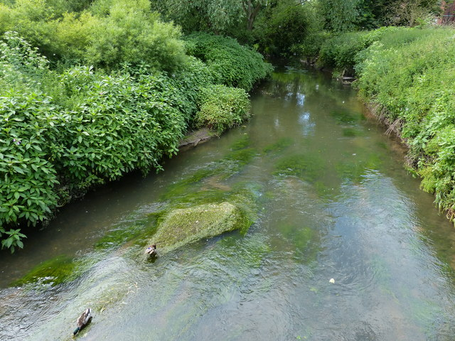 The River Stour in Kinver