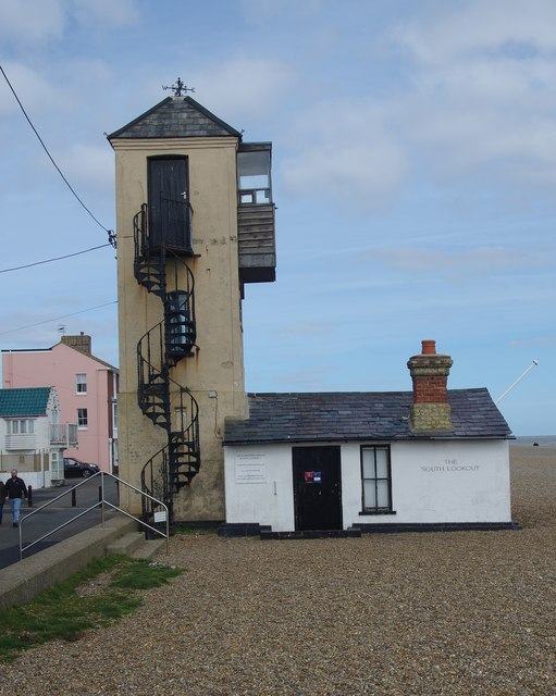 South Lookout, Aldeburgh
