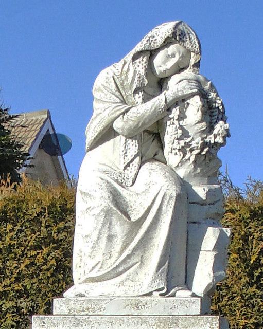 Ickburgh War Memorial (detail)
