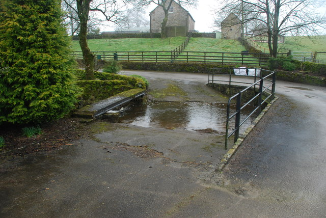 Ford at Lower Green Farm