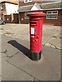 TG1908 : 384 Bowthorpe Road George VI Postbox by Adrian Cable