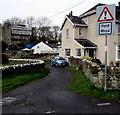 SS9669 : Ford sign, Turkey Street, Llantwit Major by Jaggery