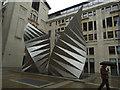 TQ3181 : A practical sculpture by Stephen Craven