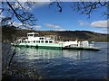 SD3995 : Windermere Ferry by Jonathan Hutchins