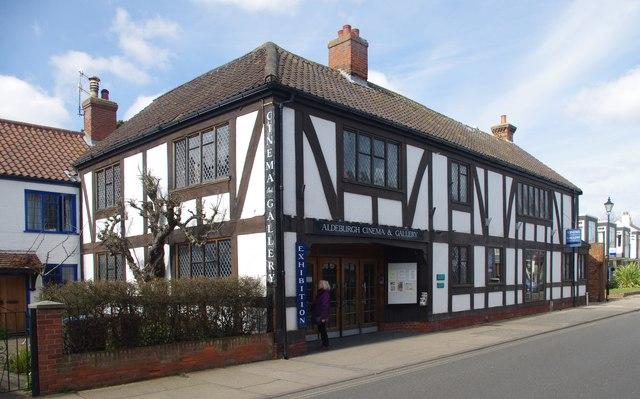 Aldeburgh Cinema and Gallery