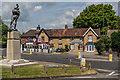 TQ2750 : Shaw's Corner by Ian Capper