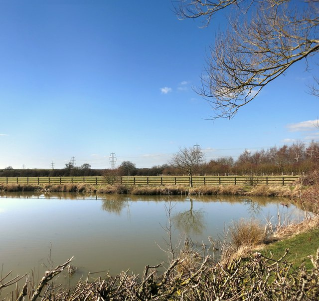 Pond at Brick Kiln Farm