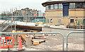 J3474 : New Lagan weir footbridge, Belfast - April 2015(4) by Albert Bridge