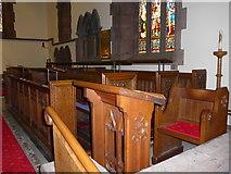 NY2623 : Inside St John Keswick (6) by Basher Eyre
