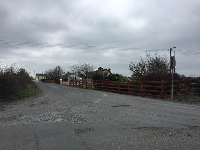 Road at Magoney