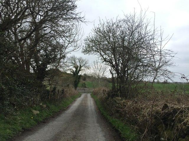 Drumboy Road, Cullaville