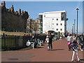 NT3074 : Portobello Promenade by M J Richardson