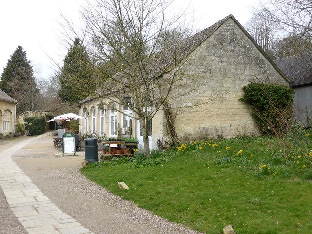 Entrance to Painswick Rococo Garden