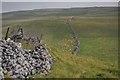 SD8967 : Dry Stone Wall by Mick Garratt