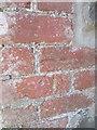 SM9136 : Ordnance Survey Cut Mark by Adrian Dust