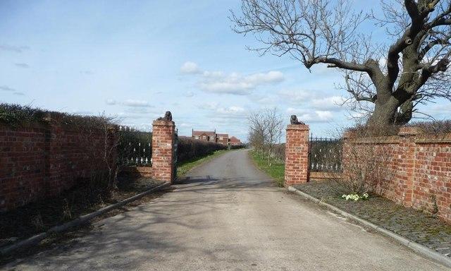 Public footpath to Kirklevington