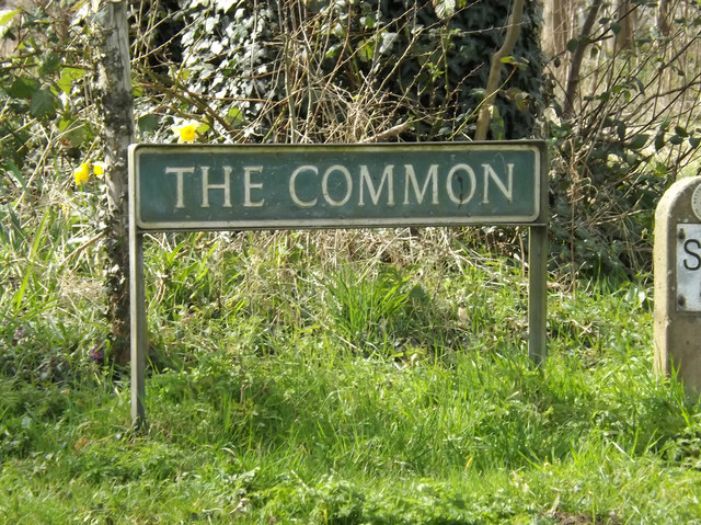 The Common sign