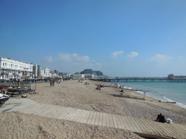Worthing Pier and Beaches