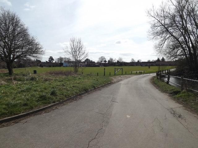Browne's Lane, Swardeston