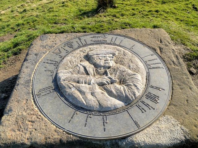 Wainwright Memorial (detail)