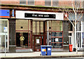"J3373 : ""that wee café"", Belfast (April 2015) by Albert Bridge"