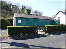 J3996 : Mission Hall, Gleno by Kenneth  Allen